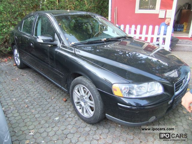 2008 Volvo  S60 2.4D Kinetic first Hand top condition Limousine Used vehicle photo