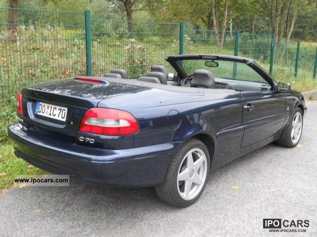 2000 volvo c70 2 4t automatic leather 17 car photo and specs. Black Bedroom Furniture Sets. Home Design Ideas