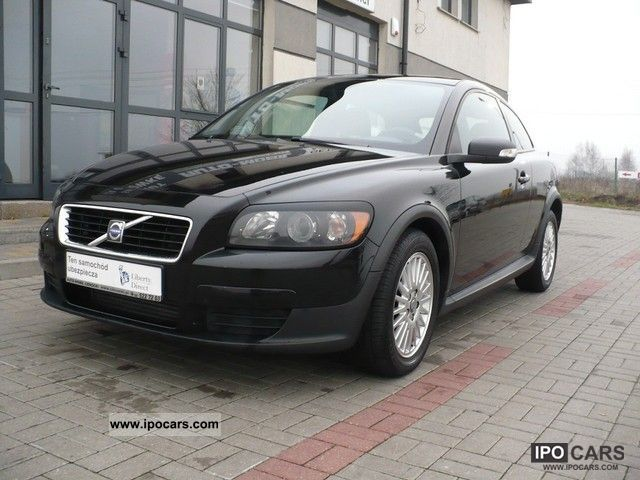 2007 volvo c30 2 0 d 23 vat car photo and specs. Black Bedroom Furniture Sets. Home Design Ideas