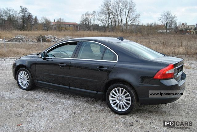 2007 volvo s80 d5 kinetic very good condition car photo. Black Bedroom Furniture Sets. Home Design Ideas