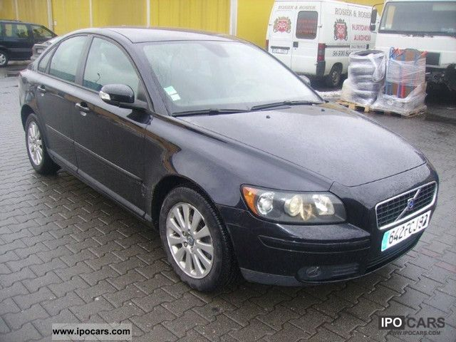 2007 volvo s40 car photo and specs. Black Bedroom Furniture Sets. Home Design Ideas