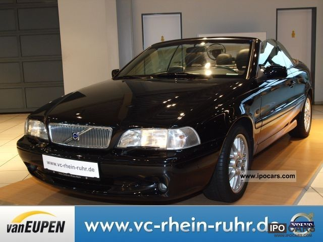 2001 Volvo  C 70 2.0 Comfort - Navi, leather, climate Cabrio / roadster Used vehicle photo