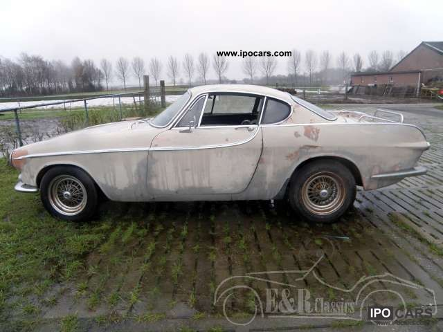 1964 Volvo  P1800 1964 overdrive no rust California import Sports car/Coupe Classic Vehicle photo