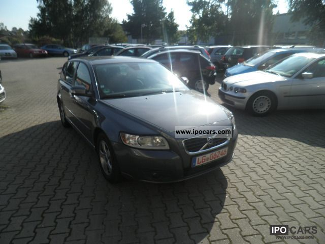 2008 Volvo  V50 1.8 LPG gas system Estate Car Used vehicle photo
