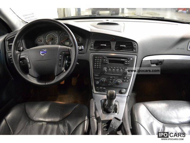 2006 Volvo V70 2 4 Comfort Edition Navigation Leather