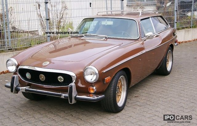 Volvo  P1800 ES \ 1972 Vintage, Classic and Old Cars photo