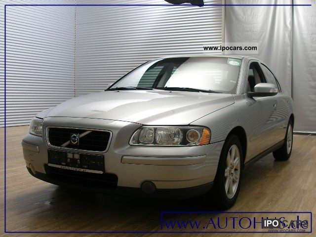 2007 Volvo  S60 2.4 D NAVI PDC Sitzhzg Limousine Used vehicle photo