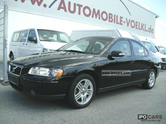 2008 Volvo S60 D5 Aut. Kinetic m.Teilleder / KIlimaaut ...