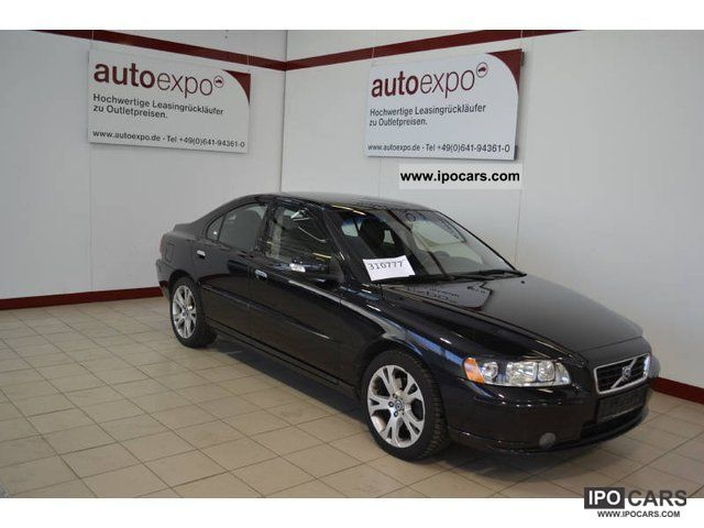 2009 Volvo S60 D5 Edition - Car Photo and Specs