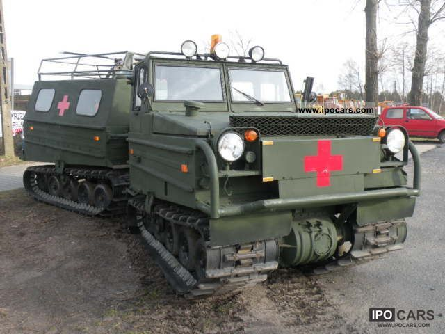 1970 Volvo  Bv 202 Off-road Vehicle/Pickup Truck Used vehicle photo