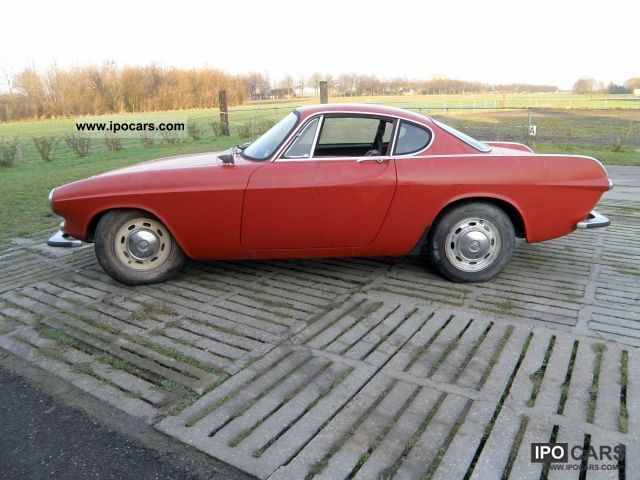 1967 Volvo  P1800S 1967 auto with overdrive perfect working Sports car/Coupe Classic Vehicle photo