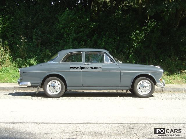Volvo  P121 B18 1965 Vintage, Classic and Old Cars photo