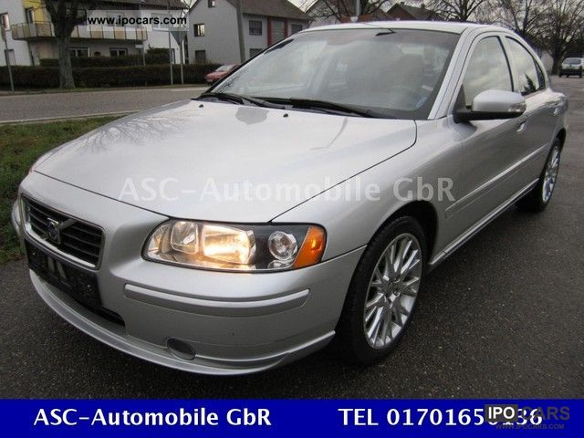2007 Volvo  S60 2.4D Aut. Kinetic Limousine Used vehicle photo