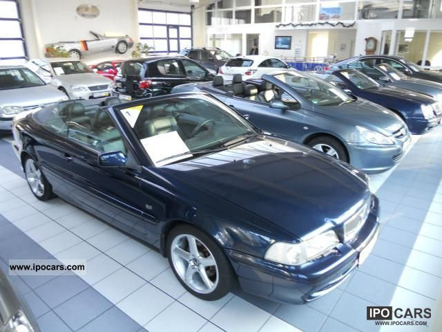 2002 Volvo  C70 2.0T / / LEATHER / / CLIMATE CONTROL / / 99TKM / / Cabrio / roadster Used vehicle photo