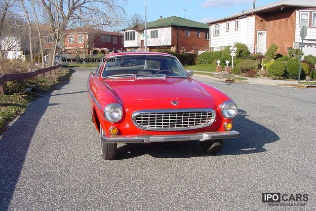 Volvo  P1800 with overdrive 1966 Vintage, Classic and Old Cars photo