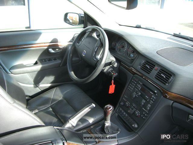 Volvo S80 2003 2003 Volvo S80 2 4 Leather