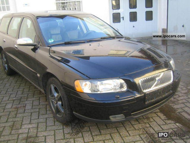 2005 Volvo  2.4 Automatic Movement Leather 8x Xenon Frosted Estate Car Used vehicle photo