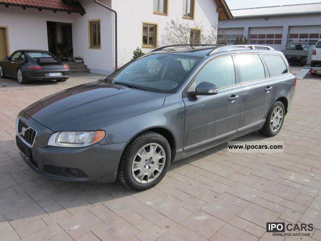 2007 Volvo  V70 2.5T Kinetic / Navi / Xenon Estate Car Used vehicle photo