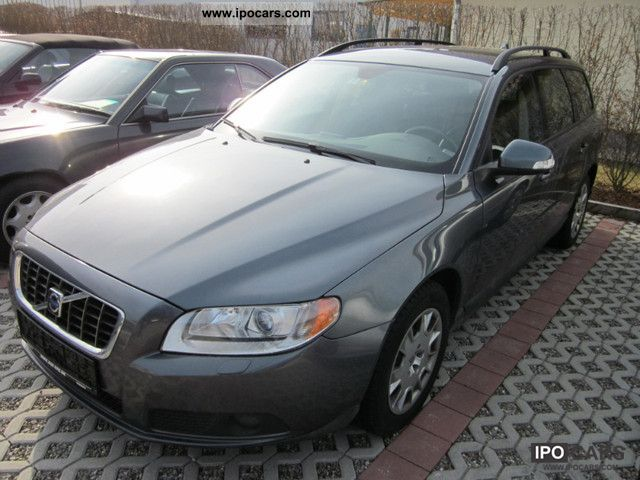 2007 volvo v70 2 5t kinetic navi xenon car photo and. Black Bedroom Furniture Sets. Home Design Ideas
