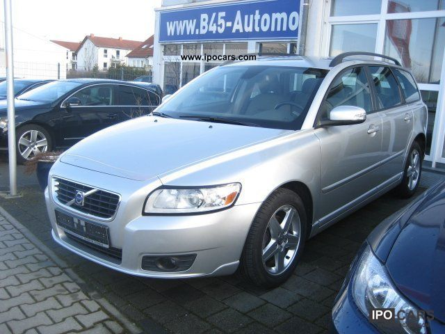 2008 Volvo  1.6L aluminum V50 diesel Estate Car Used vehicle photo