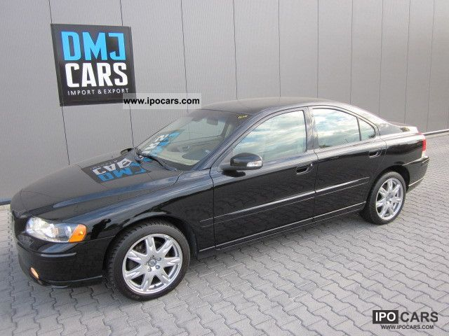 2007 Volvo  S60 2.5T LEATHER BEIGE Momentum! AIR! XENON! Limousine Used vehicle photo