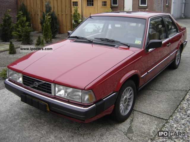 1987 Volvo  2.8 V6 Aut Bertone Sports car/Coupe Used vehicle photo