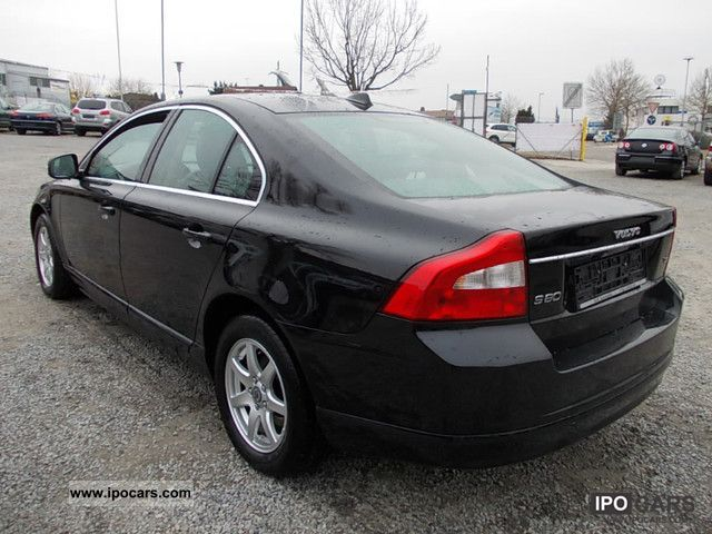 2007 volvo s80 d5 auto seat heating lederaustatung car. Black Bedroom Furniture Sets. Home Design Ideas