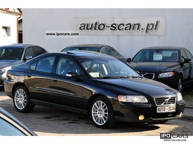 2008 volvo s60 d5 185 km full opcja car photo and specs. Black Bedroom Furniture Sets. Home Design Ideas