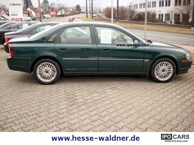 2003 Volvo S80 T6 Premium Heiko Tuning / Xenon / Navi / AHZV - Car Photo and Specs