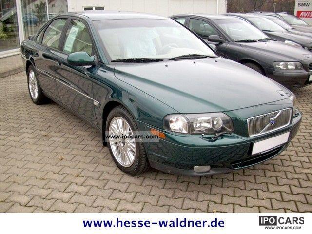 2003 Volvo  S80 T6 Premium Heiko Tuning / Xenon / Navi / AHZV Limousine Used vehicle photo