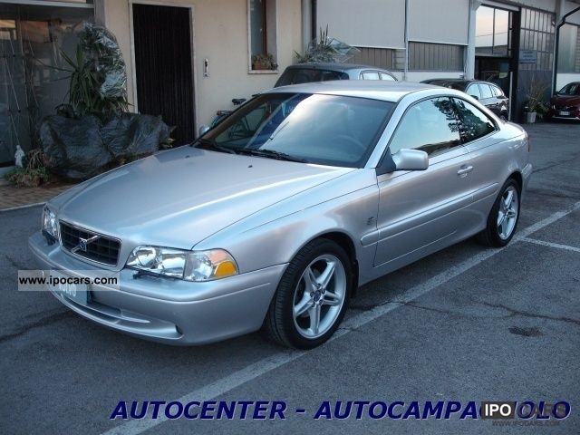 2000 Volvo C70 2 0i 20v Turbo Cat Sports Car Coupe