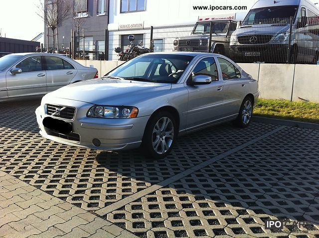 2009 Volvo  S60 2.4D Sport checkbook! Navi! Best Landscaped! Limousine Used vehicle photo