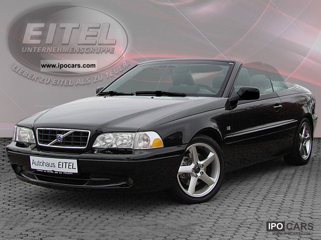 2002 Volvo C70 2 4 Leather Seat Heater Climate Control Cabrio Roadster