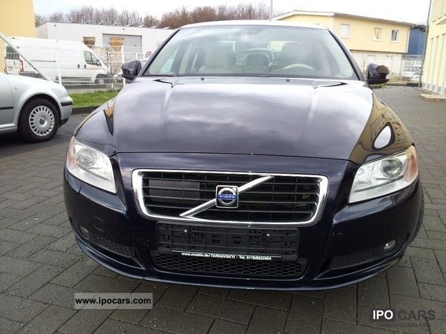 2007 Volvo S80 3.2 AWD export price € 9999 Limousine Used vehicle ...