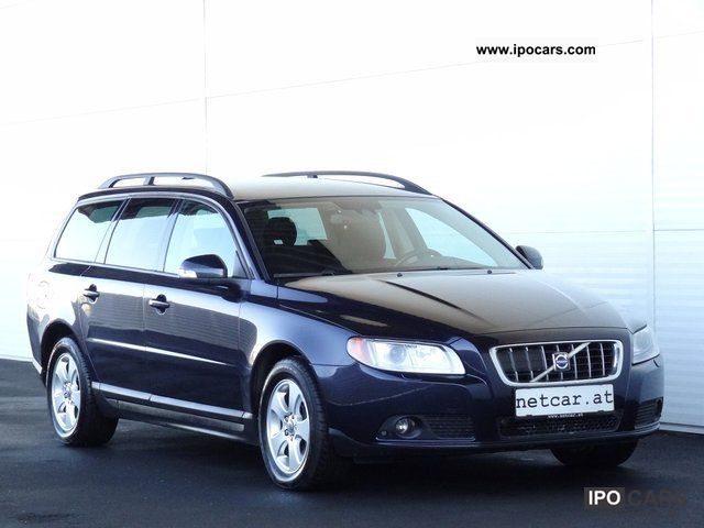 2008 Volvo V70 D5 Kinetic Export 10 800euro Car Photo And Specs