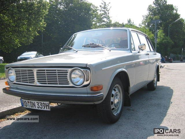 1970 Volvo  144 Limousine Used vehicle photo