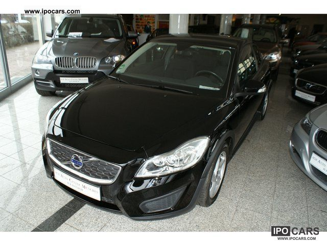 2010 Volvo  C30 1.6D Drive Xen.Tel.Sitzh.Tempom.USB Small Car Used vehicle photo
