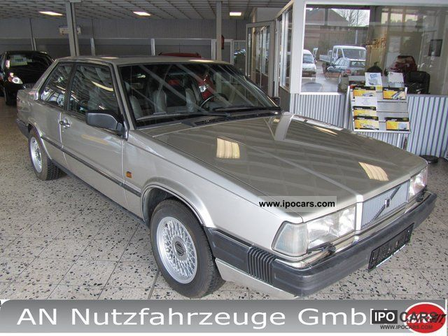 1992 Volvo  780 Coupe Bertone 2.0i well maintained - Original Sports car/Coupe Used vehicle photo