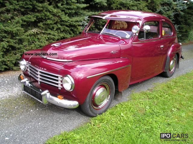 1953 Volvo  PV 444 Limousine Classic Vehicle photo