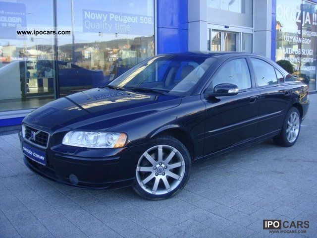 2009 Volvo S60 - Car Photo and Specs