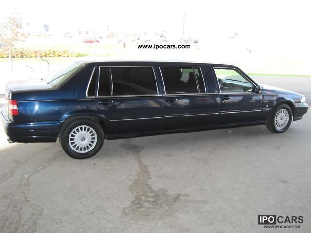 1999 Volvo  \ Limousine Used vehicle photo
