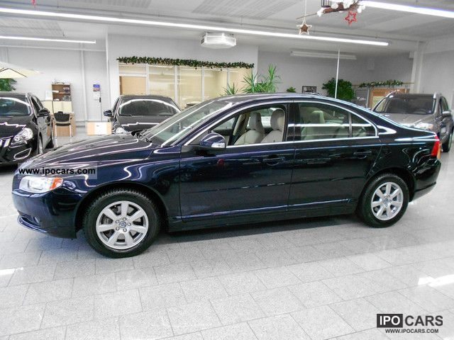 2008 Volvo S80 3 2 Awd Aut Summum Car Photo And Specs