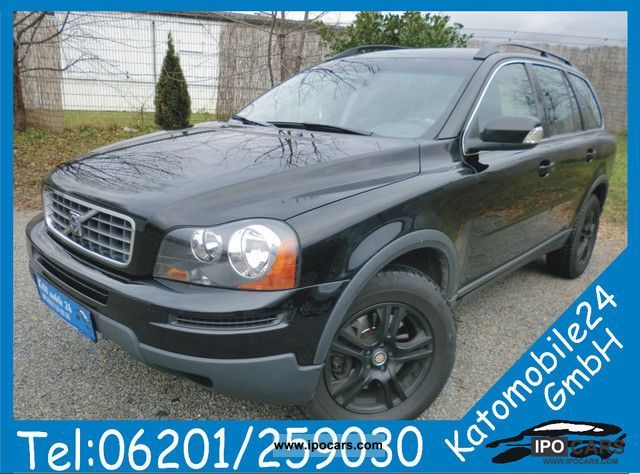 2008 Volvo  XC90 D5 Kinetic 7 - seater Off-road Vehicle/Pickup Truck Used vehicle photo