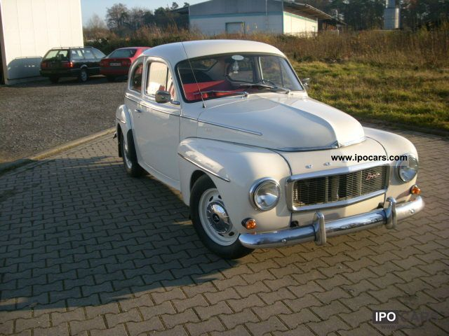 1963 Volvo  PV-544 Other Used vehicle photo