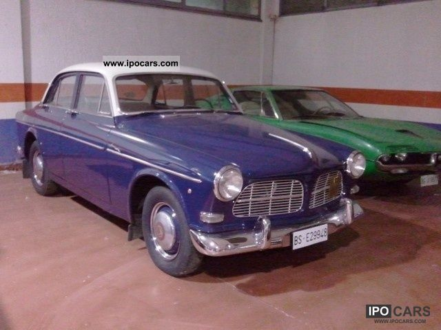 Volvo  Amazon 1600 - STUPENDA AUTO D'EPOCA ISCRIVIBILE 1958 Vintage, Classic and Old Cars photo