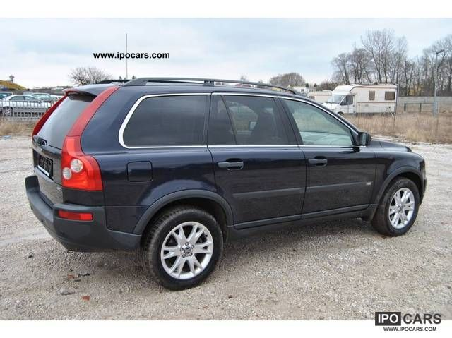 2006 volvo xc90 2 4 d5 vat invoice oplacone car photo and specs. Black Bedroom Furniture Sets. Home Design Ideas