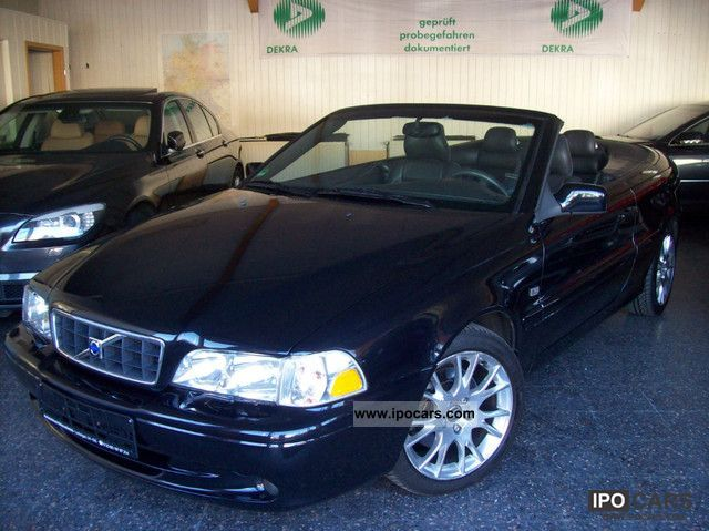 2005 Volvo  C70 2.0T + LEATHER + AIR + CRUISE + controls SITZHEIZUNG Cabrio / roadster Used vehicle photo