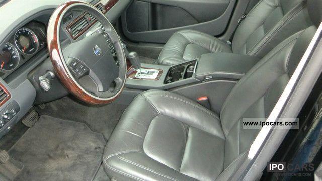 2007 Volvo S80 3.2 Aut. Summum - Car Photo and Specs