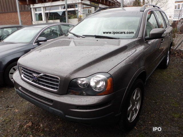 2007 Volvo  XC90 D5 Executive Navi-DVD/Leder/PDC/7P/EURO4 Off-road Vehicle/Pickup Truck Used vehicle photo