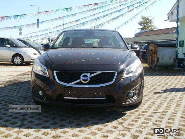 2010 Volvo C30 D5 Summum red leather Navigross Xenon PDC - Car Photo ...